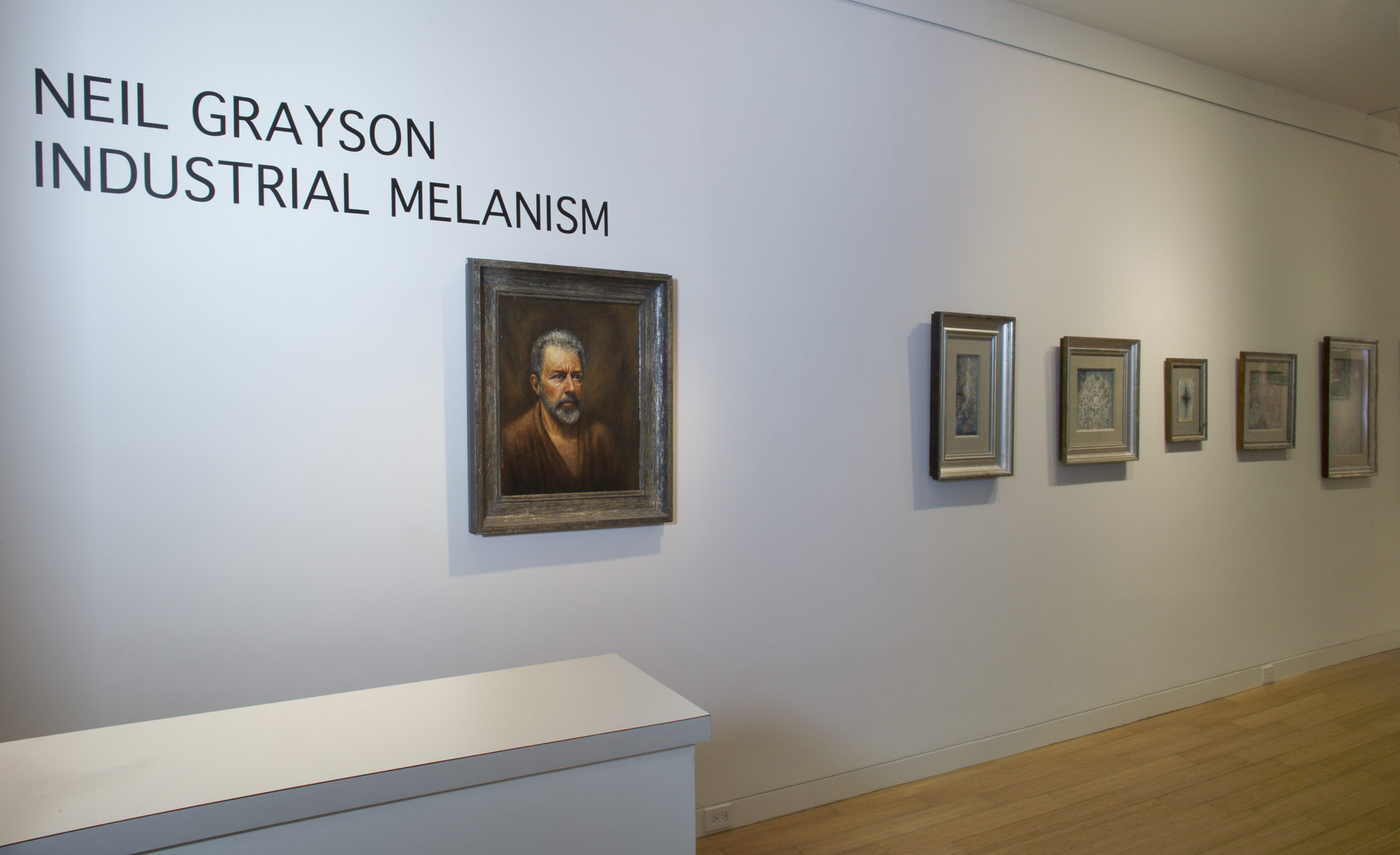 Neil Grayson, Industrial Melanism <br>Solo exhibition at Eykyn Maclean Gallery NYC